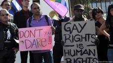 Demonstracije za prava homoseksualaca u Južnoafriökoj Republici
